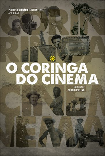 o coringa do cinema poster